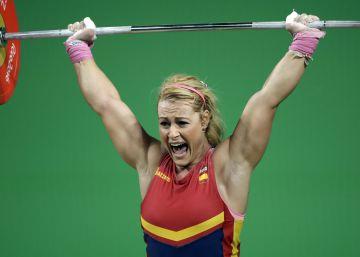 Lydia Valentín recibirá la plata de Pekín 2008