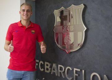 Cillessen, un suplente de lujo en el Camp Nou