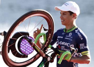Colombia sacude la Vuelta