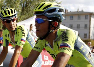 Contador vuelve a 'besar' el suelo