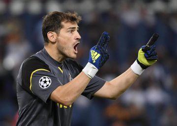 Lo especial de Casillas