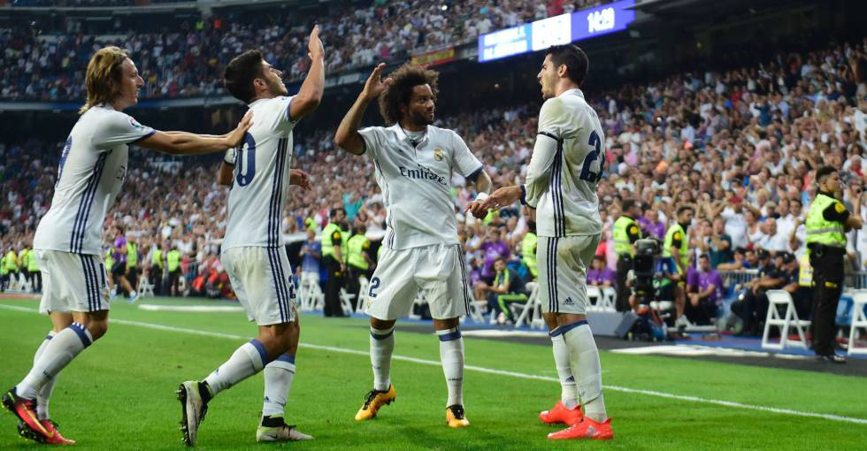 Real Madrid - Celta en directo