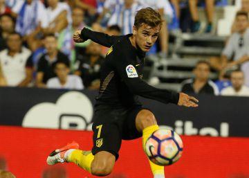El Atlético se atasca en Leganés
