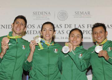Las Fuerzas Armadas de México fichan a los mejores deportistas
