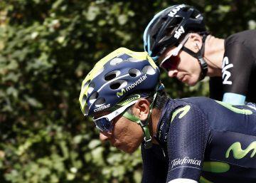 """Quintana: """"Es difícil comprender la forma de correr de Froome"""""""