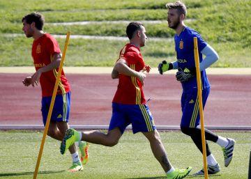 Paco Alcácer, nuevo ariete del Barça