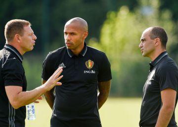 Roberto Martínez se estrena al frente de Bélgica con el balón como obsesión
