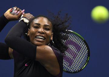 Serena, ante el reto de Federer