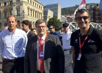 El Tour de Francia podría llegar a Bilbao en 2019