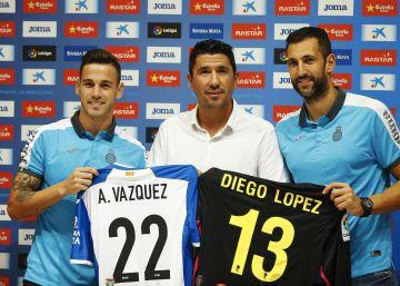 El Espanyol, el último refugio de Diego López