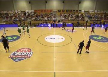 El primer Barça-Betis de baloncesto de la historia, en directo