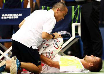 Oxígeno extra para Djokovic