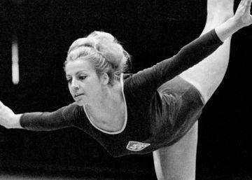 Muere Vera Caslavska, la gimnasta que desafió a la URSS