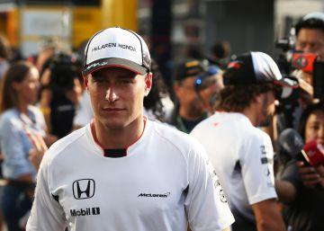 Vandoorne, compañero de Alonso en 2017