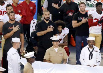 Obama respalda el derecho de los deportistas a protestar contra el himno