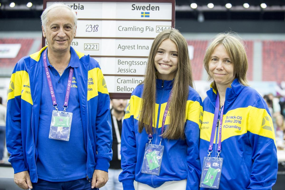 Ajedrez genético sueco-español