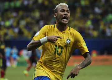 Neymar, Casemiro y Juanpi mandan en las eliminatorias de Rusia 18