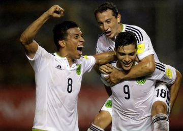 México empata sin goles contra Honduras