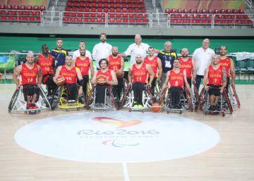 Alejandro y Pablo Zarzuela, 'Los Gasol' del baloncesto en silla de ruedas