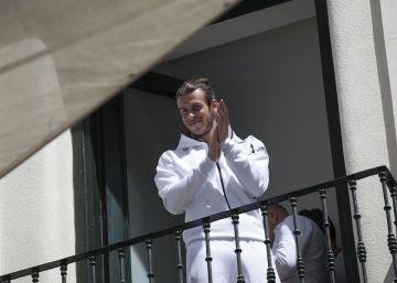 Bale se suelta