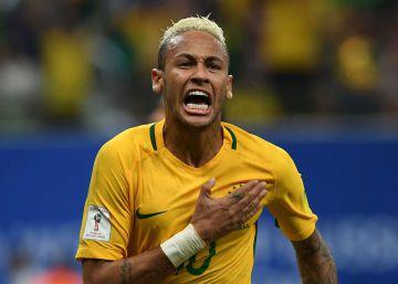 A libertação de Neymar