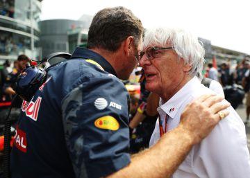 La Fórmula 1 cambia de manos