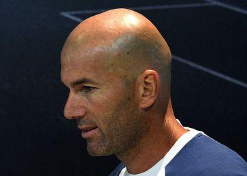 """Zidane: """"Acho injusta a sanção da FIFA, é um absurdo que meus filhos não possam jogar"""""""
