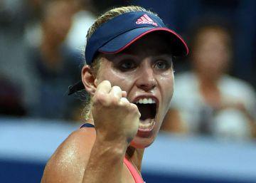 Serena abre paso a Kerber