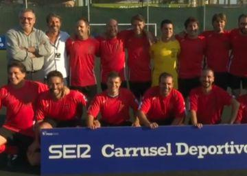 'Carrusel' y 'El Larguero' se visten de corto