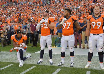 La temporada de la NFL arranca en plena controversia por las protestas contra el himno
