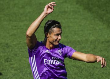 El regreso de Cristiano Ronaldo