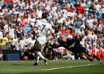 El Madrid saca los cañones