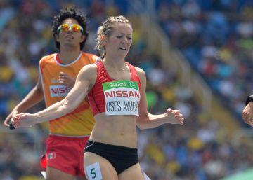 Bronces para Jaro Ruiz en triatlón e Izaskun Osés en 1.500 metros