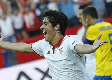 El Sevilla apela a la épica y acaba con Las Palmas