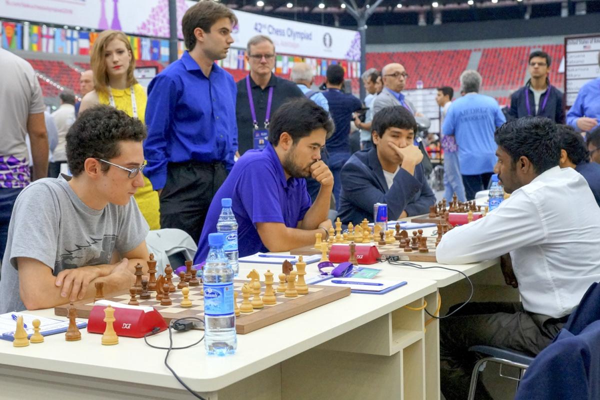 EE UU resurge en ajedrez