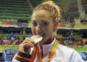 Sarai Gascón, doble subcampeona olímpica