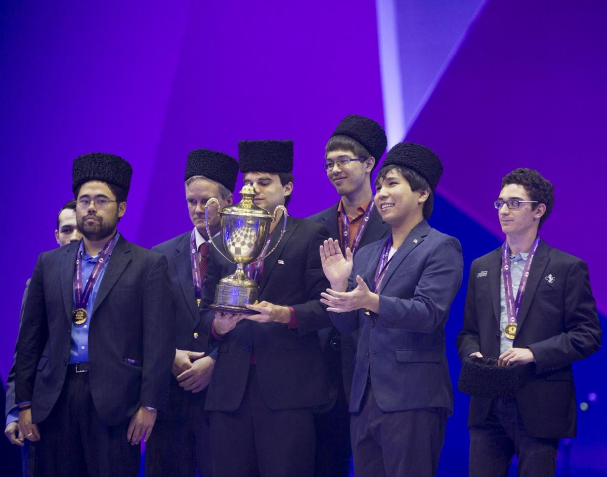 EEUU gana el oro con ayuda de Kaspárov