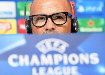 """Sampaoli: """"Necesitamos sentimiento para ganar a la Juventus"""""""