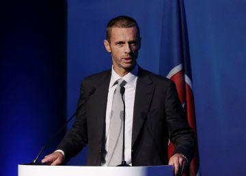 Ceferin, nuevo presidente de la UEFA