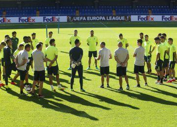 Europa League: dónde ver a los españoles