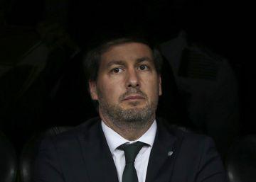 La ira del presidente-entrenador