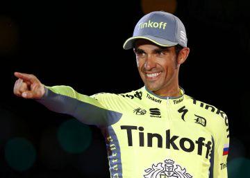 El Trek hace oficial el fichaje de Alberto Contador