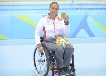 Dos oros y una plata en natación para España, que ocupa el decimocuarto puesto del medallero