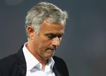 Mourinho: ¿como una vela en el viento?