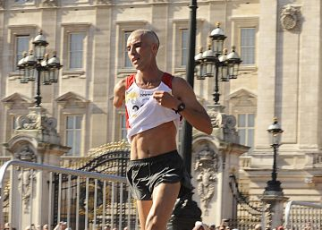 El maratón vital de Abderrahman Ait