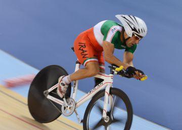 Muere un ciclista iraní tras una grave caída en los Juegos Paralímpicos