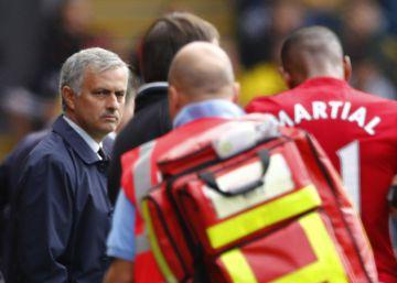 El Watford humilla al United de Mou