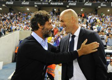 """""""Zidane es mi ídolo"""""""