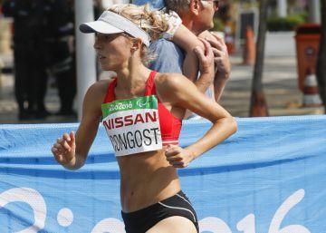 Oro y dos platas para España en el maratón que cierra los Juegos de Río