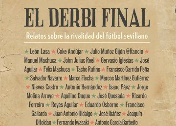 El derbi de Sevilla se juega en un libro